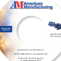 CD thumbnail for American Manufacturing Company