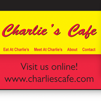 Webcard thumbnail for Charlie's Café