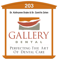 Street sign thumbnail for Gallery Dental Duluth