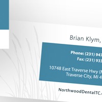 Business card thumbnail for Northwood Cosmetic Dental Group