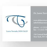 Business card thumbnail for Laura Torrado, DDS, FAGD