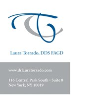 Number 10 commercial envelope thumbnail for Laura Torrado, DDS, FAGD