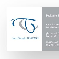 Stationery thumbnail for Laura Torrado, DDS, FAGD