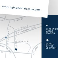 Business card thumbnail for Virginia Center For Cosmetic & General Dentistry