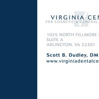 Number 10 envelope thumbnail for Virginia Center For Cosmetic & General Dentistry